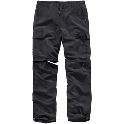 Surplus Kalhoty Outdoor Trousers Quickdry černé S