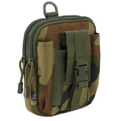 Brandit Pouzdro MOLLE Pouch Functional woodland