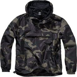Brandit Bunda Windbreaker Summer darkcamo L