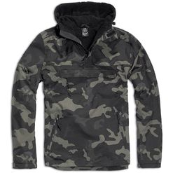 Brandit Bunda Windbreaker darkcamo 4XL