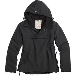 Surplus Bunda Windbreaker-Ladies černá S