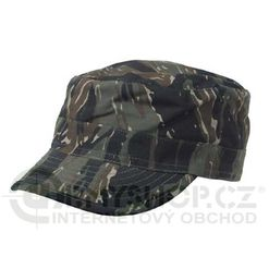 Čepice US Field Cap tigerstripe XL [60-61]
