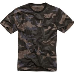 Tričko US T-Shirt BRANDIT darkcamo 3XL